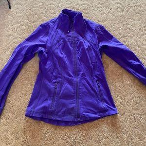 dark purple lululemon jacket